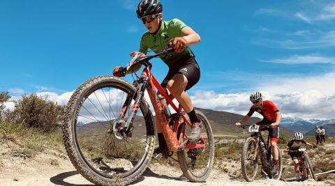 Sabiñánigo, un paraíso para el ciclismo