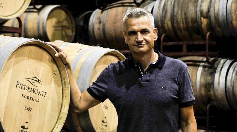 Santiago Labari, presidente de la Asociación de Bodegas de la Denominación Navarra