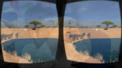 Realidad virtual para escapar del hospital