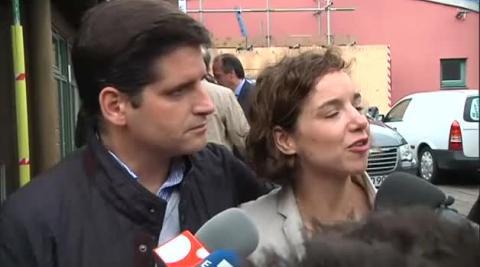 La hermana de Ignacio Echeverría: