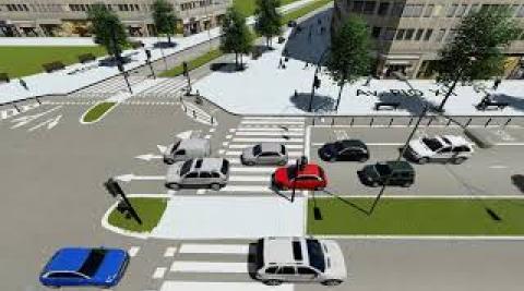 Así será la futura avenida Pío XII