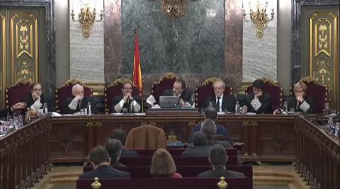 La Fiscalía pide que se investigue a Jaume Mestre por falso testimonio en el juicio del 'procés'