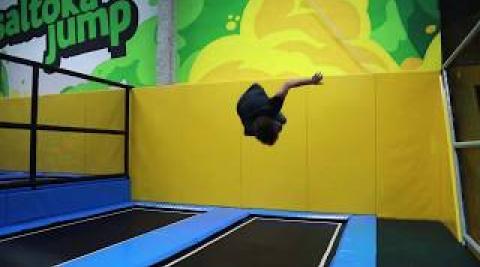 Saltoka Jump