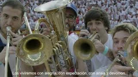 Vídeo: #SanFermín #LosViviremos