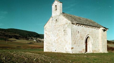 La ermita donde buscar un dragón