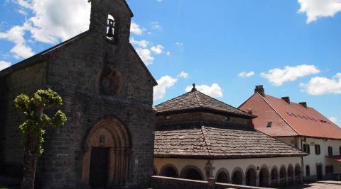 La Iglesia de Santiago, una reliquia gótica