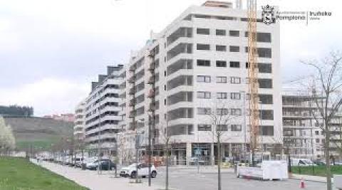Vídeo: Finaliza el desarrollo urbanístico de Arrosadía-Lezkairu
