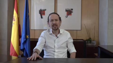 Pablo Iglesias deja el Gobierno y será candidato de Podemos en Madrid
