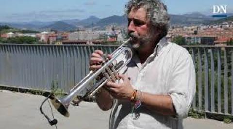 David Orduña y su musikleta