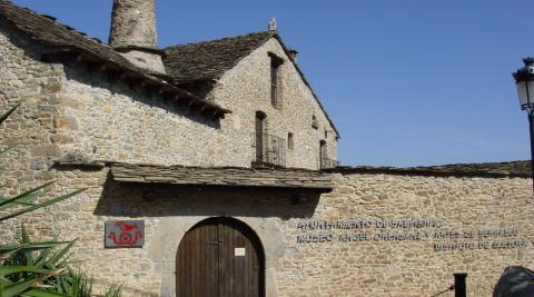 Museo de Angel Orensanz y Artes del Serrablo
