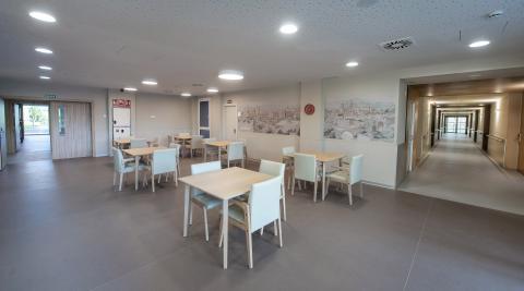 Instalaciones de Bidealde en Cizur Menor.