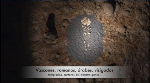 La exposición Occidens puede visitarse en la Catedral de Pamplona.