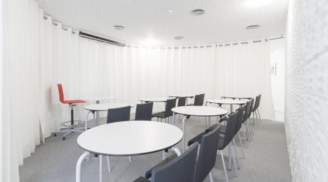 Oficina de innovador diseño en Tajonar