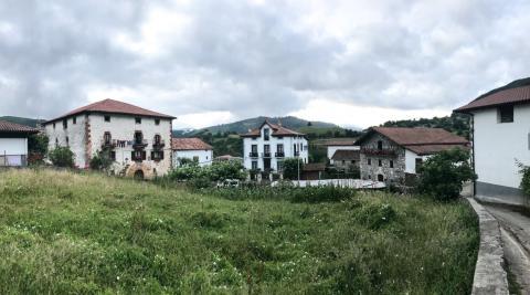 Preciosa casa de Indiano en Beintza-Labaien