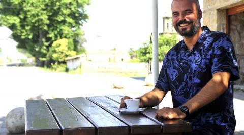Oihan Mendo Goñi afronta su segunda legislatura como alcalde de Puente la Reina