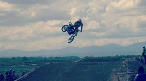 Circuito Motocross LaTorre, en Murchante