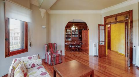 Precioso piso en la plaza Príncipe de Viana