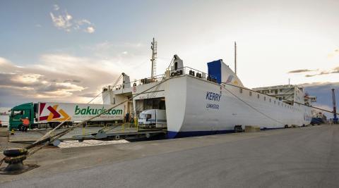 Puerto de Bilbao ofrece 11 servicios regulares a la semana que enlazan con Reino Unido y conexión con 47 puertos británicos