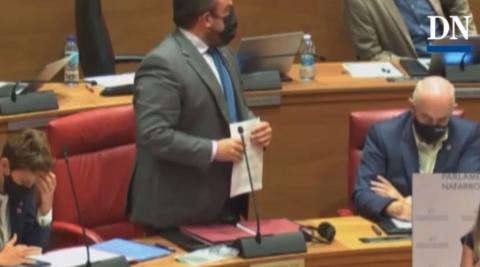El consejero de Presidencia, Igualdad, Función Pública e Interior del Gobierno de Navarra, Javier Remírez, ha cuestionado este jueves el proceder que tuvo el Gobierno presidido por Uxue Barkos en torno a la regulación del euskera la pasada legislatura, considerando que le faltó
