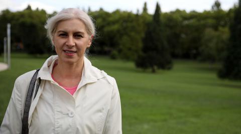 Elisa Rodrigues de Araujo, presidenta de ANDI
