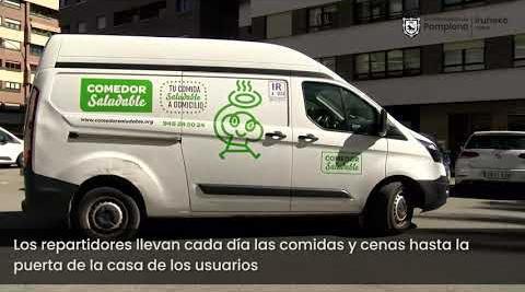 Servicio de Atención Domiciliaria del Ayuntamiento de Pamplona