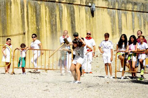 Imágenes de las fiestas de Marcilla del 27 de agosto de 2016.