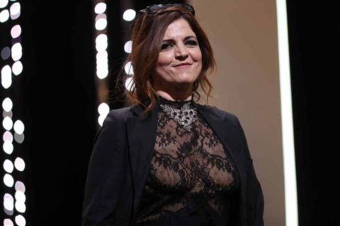 Imágenes de la entrega de premios del Festival de Cannes 2017.