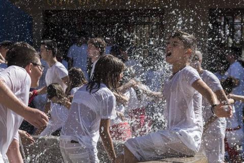 Dicastillo inicia sus fiestas populares de 2017