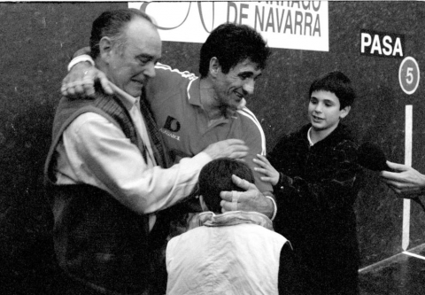 La muerte de Martín Ezcurra revela el recuerdo del hombre de confianza de la saga Retegi y espectador privilegiado de las conquistas de Eugi