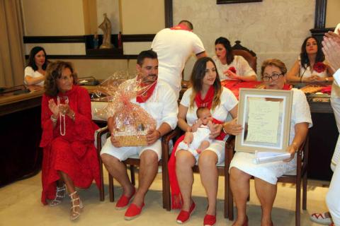 Las mujeres celebraron su día en las fiestas patronales de Cintruénigo con diversos actos