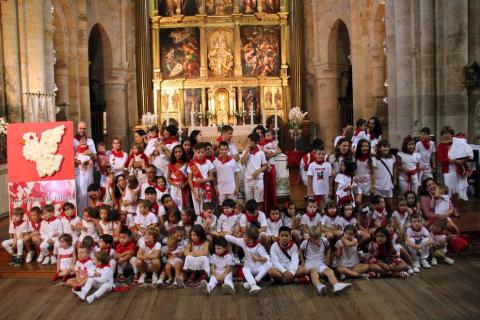 Fotos del día de las peñas en las fiestas de Fitero, 12 de septiembre de 2018