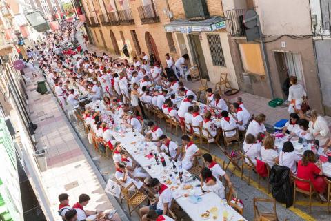 Imágenes de las fiestas de Cintruénigo de este miércoles, 12 de septiembre