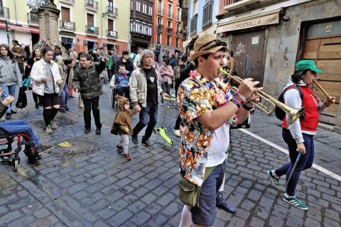 Carnavales 2019 en Navarra