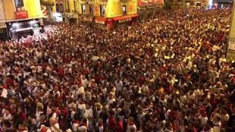DIRECTO   Pamplona despide sus Sanfermines con el Pobre de Mí