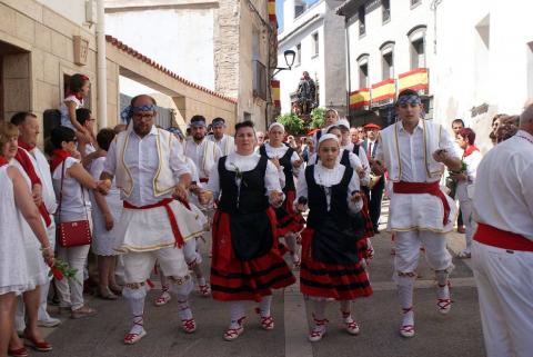 Todas las fotos de las fiestas de Monteagudo 2019