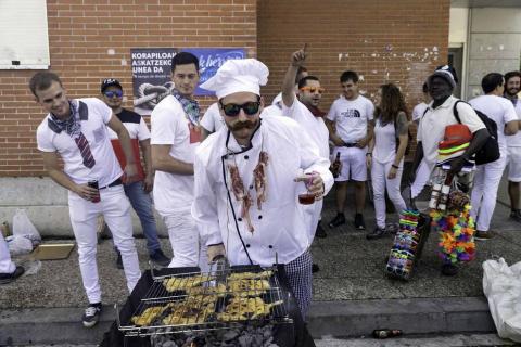Todas las fotos de fiestas de Huarte | 16 de septiembre