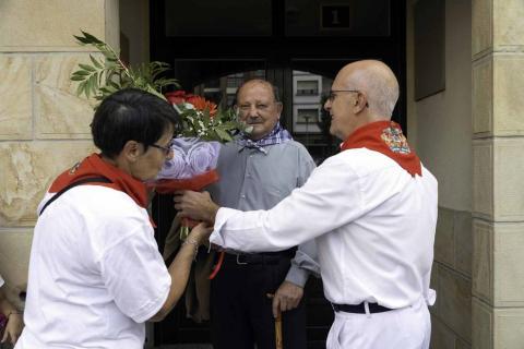 Todas las fotos de fiestas de Alsasua del día 16 de septiembre