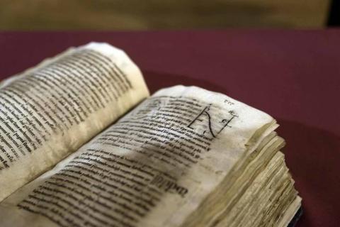 La catedral de Pamplona acogerá entre el 9 y el 10 de noviembre el encuentro 'La caligrafía como arte sacro'