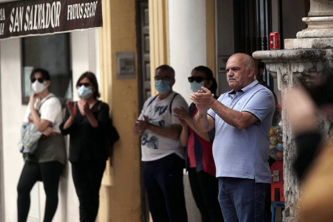 El libro de condolencias virtual expuesto en la página web del Ayuntamiento de la ciudad ha recogido cerca de 12.000 mensajes