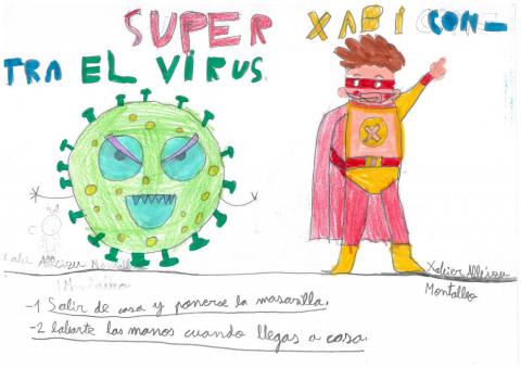 Los veintiséis alumnos de esta clase ponen voz a todos los niños y adolescentes de Infantil, Primaria, ESO, Bachillerato y FP de Navarra