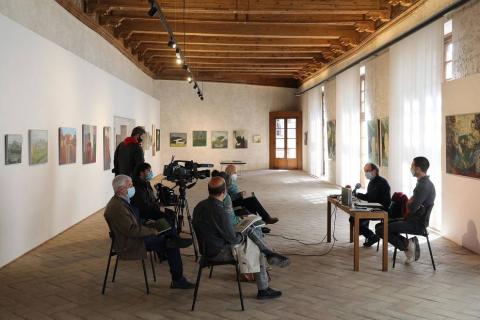 La exposición se podrá visitar, de lunes a domingo, de 9 de la mañana a 14 horas y 17 a 21 horas