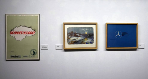 Muestra de la Fundación Joan Brossa en el Pabellón de Mixtos de la Ciudadela con el legado del artista catalán.