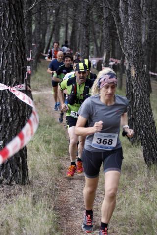 Todas las fotos del I Trail Pinares de Lerín.