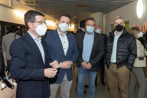 Fotos de la presentación del nuevo DN Management en Tudela