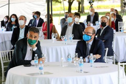 Smurfit Kappa, ArcelorMittal, Guardian Glass y BeePlanet han detallado durante la asamblea anual de AIN su apuesta por la sostenibilidad