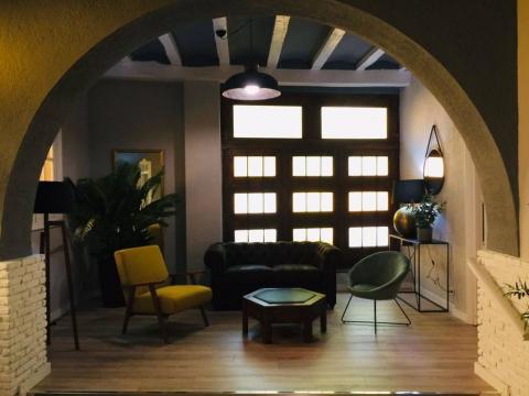 La cadena gallega de hoteles Aldaacaba de inaugurar su segundo establecimiento en Navarra, después deAlda Estella Hostel