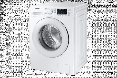 Lavadora Samsung WW90TA046TE/EC. 419 € 1.400 rpm • Motor Digital Inverter con 10 años de garantía • EcoBubble • Programa Higiene con vapor • Carga variable automática • Lavado de Tambor+ • Cubeta StayClean