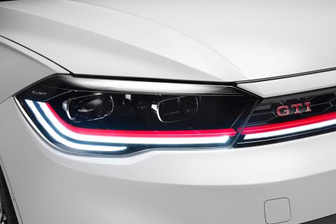 Fotos del nuevo Volkswagen Polo GTI.