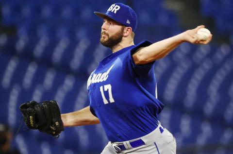 Jugador israelí de béisbol
