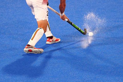 Bélgica-Islas Británicas de hockey